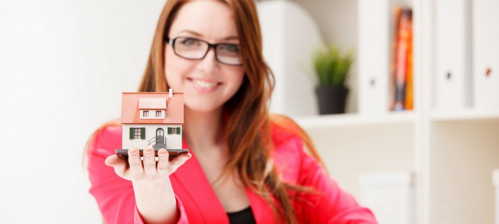 woman interested in Investment Loans