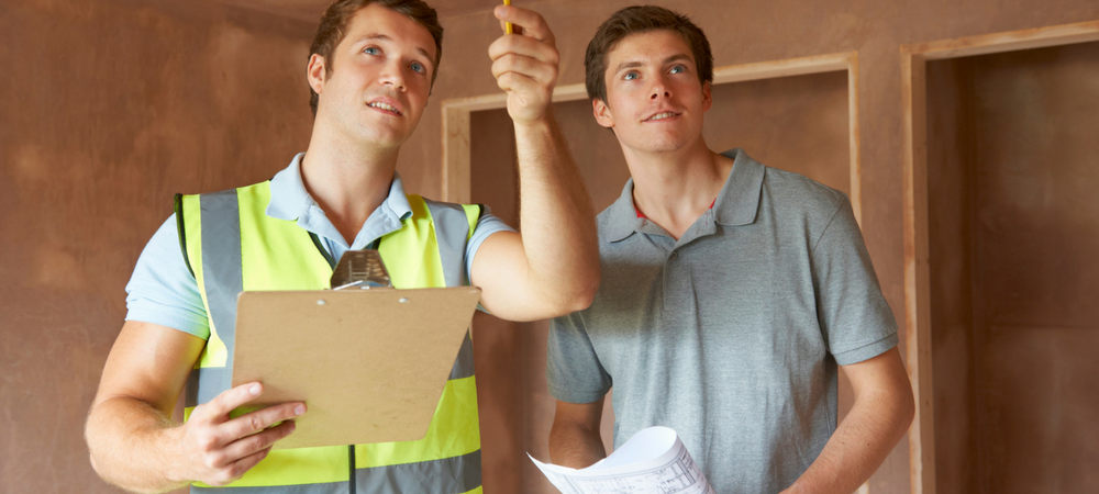 guys looking at home improvements for Renovation Loans